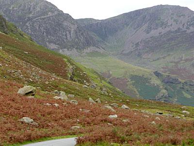 mountain colours