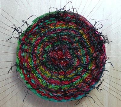 woven circle