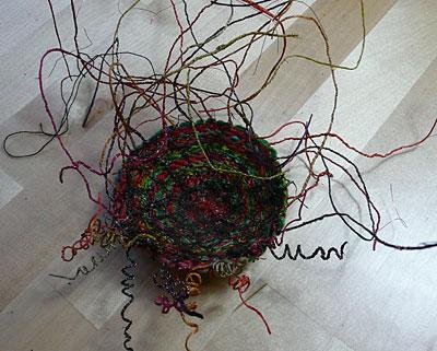 winding tendrils