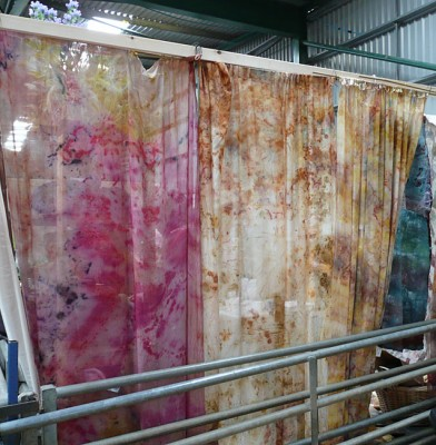 cloth by Helen Melvin