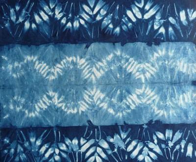shibori sample