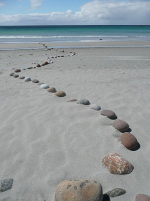 World Beach Project at Traigh Ghrianal