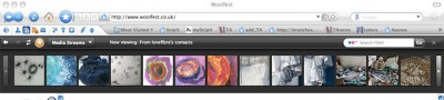 Flickr contacts