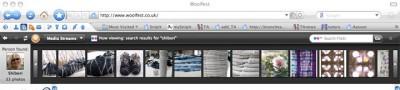 shibori Flickr search