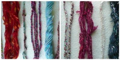 braids and spun yarns
