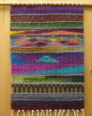 tapestry sample