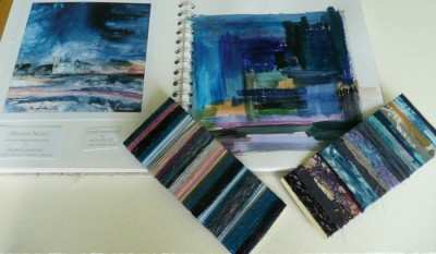 analysing colour texture and proportion