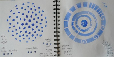 sketchbook circles 3