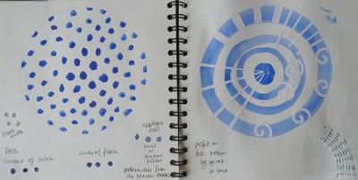 sketchbook circles 3