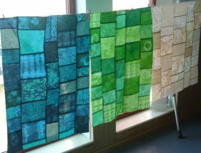 pieced fabrics