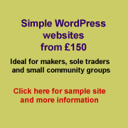 web sites advert