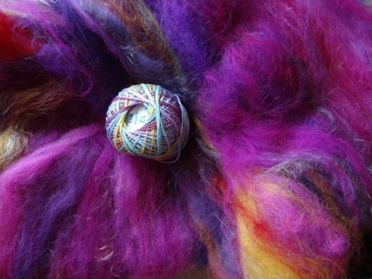 fibre and yarn