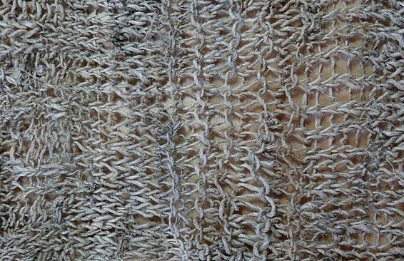 knitted hemp