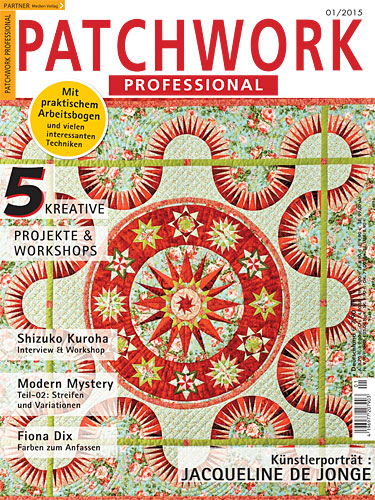 Patchwork Professional cover
