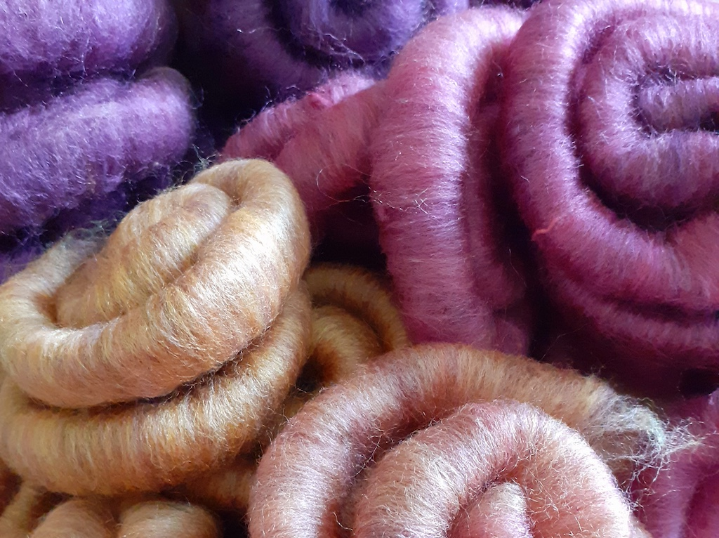 wool rolags