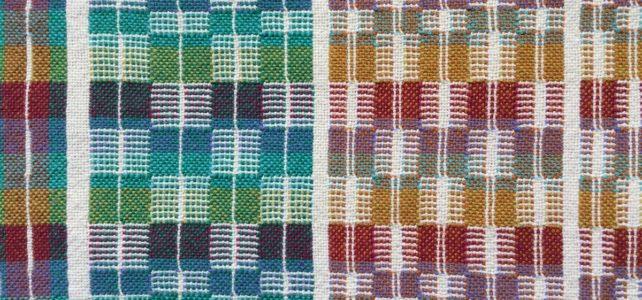 double weave patterns
